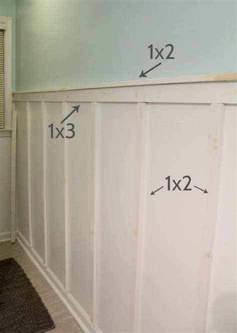Board And Batten Wainscoting Ideas by Best 25 Board And Batten Ideas On Wainscoting