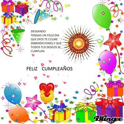 imagenes de feliz cumpleaños zenaida tarjeta de feliz cumplea 241 os fotograf 237 a 136294222