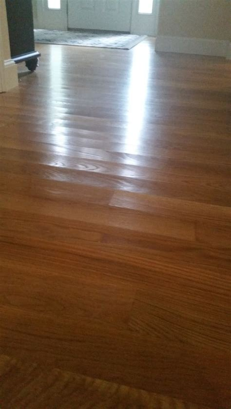 cupped hardwood floors