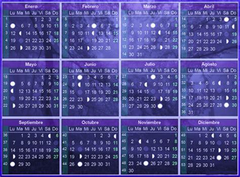 tabla luna llena costa rica 2016 calendario lunar 2016