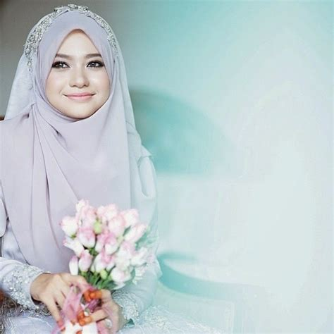 cara tutorial hijab pengantin cara pakai hijab untuk pengantin hairstylegalleries com