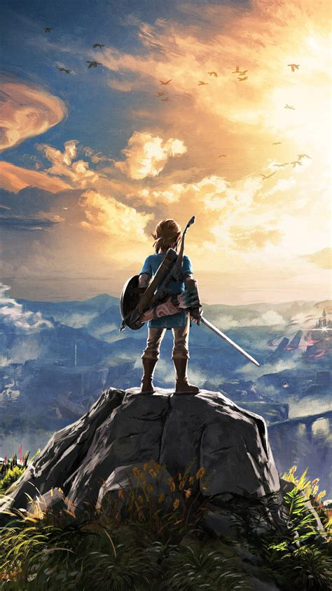 wallpaper iphone 6 zelda legend of zelda breath of the wild iphone wallpapers