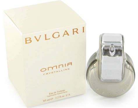 Parfum Bvlgari White omnia crystalline perfume for by bvlgari