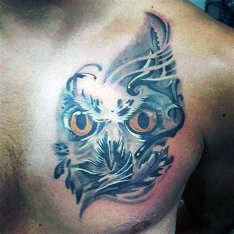 snowy owl tattoo 122 amazing owl tattoos their meanings