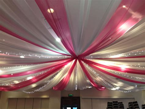 ceiling drapes creative cover hire