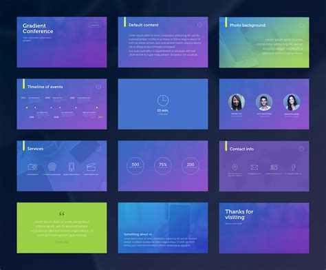 20 Outstanding Professional Powerpoint Templates Inspirationfeed How To Create Powerpoint Templates 2