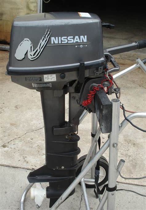 nissan outboard engines used nissan 8 hp outboard motor shaft 20 quot nissan
