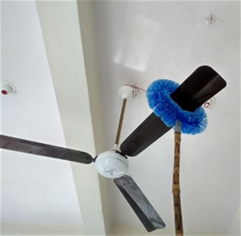 ceiling fan cleaning brush ceiling fan brush duster cleaner round brush indian