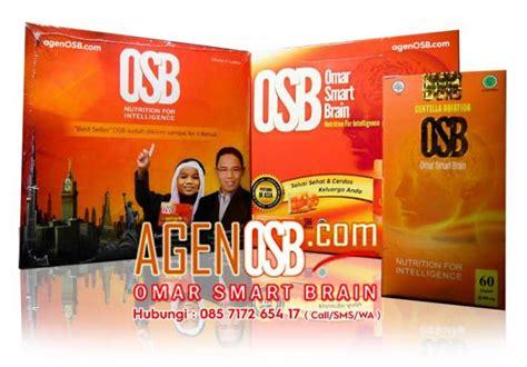 Prota Brain Original Herbal Nutrisi Vitamin Otak agen resmi omar smart brain osb vitamin otak