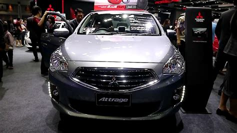 mitsubishi attrage silver mitsubishi attrage 2018 silver colour exterior and