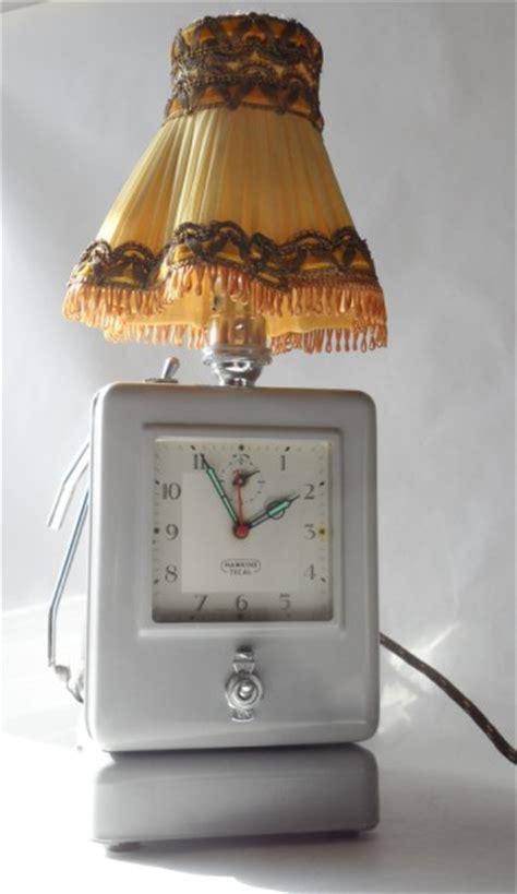 vintage hawkins patent tecal electric teasmade 1950s alarm clock teasmaid tea maker caffettiera