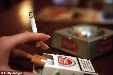 Opinion change tightening of laws controlling smoking mean smokers