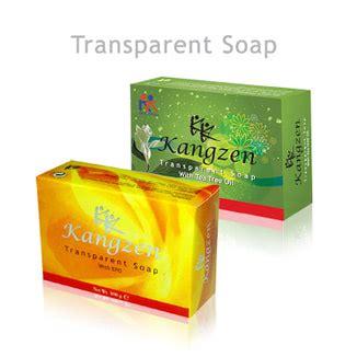 Pasta Gigi Kangzen transparent soap distributor produk kk indonesia