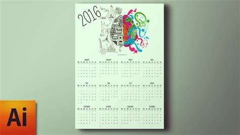 how to make a calendar in indesign illustrator tutorial create a calendar in adobe