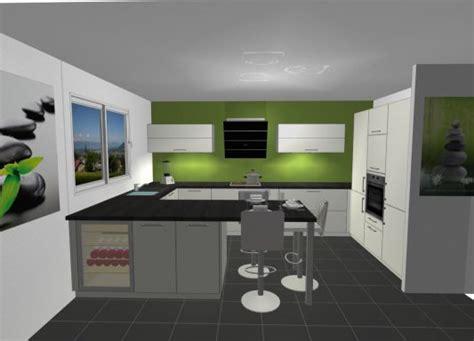 Cuisine Mur Vert by Cuisine Mur Vert Olive