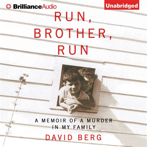 running away a memoir books run run audiobook by david berg for