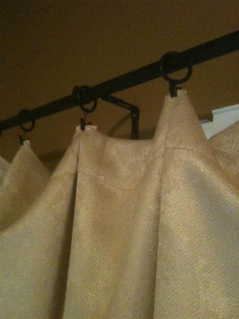 tips for hanging curtains rustchic 4 curtain hanging tips