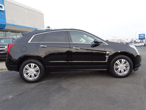 Cadillac Srx Pre Owned by Pre Owned 2012 Cadillac Srx Luxury Collection Sport