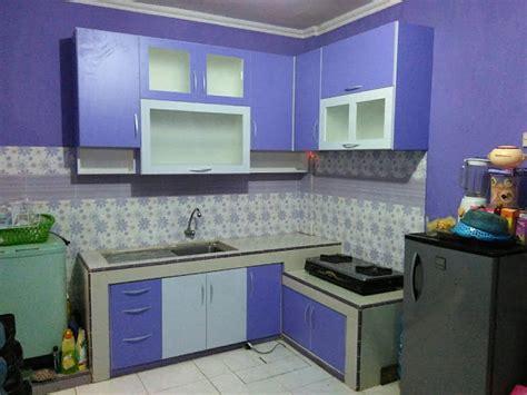 Rak Piring Merah Putih Kitchen Set Hpl Kayu Teakblok kitchen set minimalis citeureup furniture kitchen set