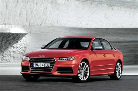 Audi A4 Platform by 2015 Audi A4 New Engine Details Revealed Auto Express