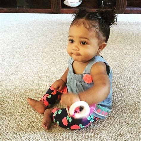 eek so adorable i want a little mixed girl you are so pretty little one babies pinterest