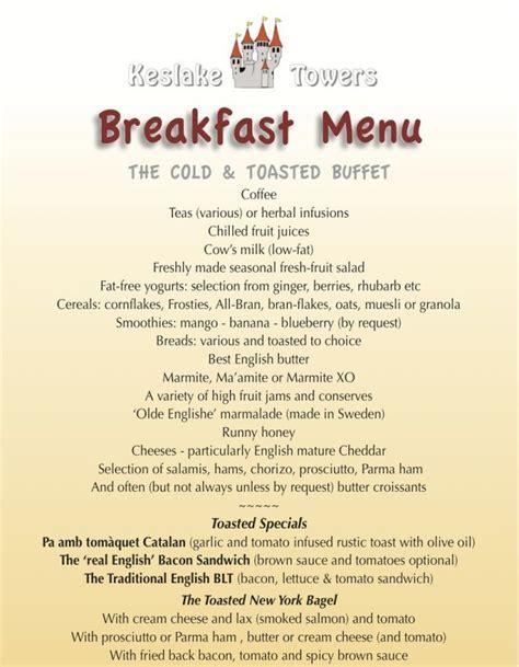 brunch menu ideas breakfast menu ideas search breakfast menus