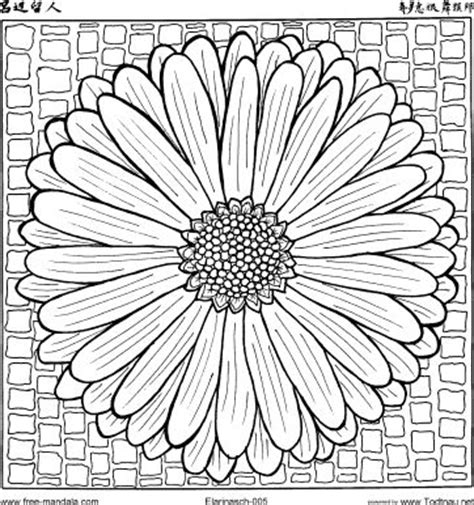 sunflower mandala coloring pages welcome to 6 free mandalas to download coloring mandala