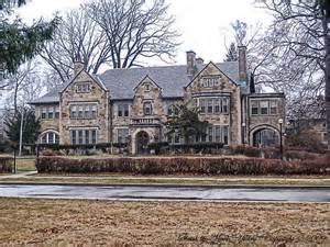 Rushmead Historic House 03 Boston Edison Historic District Detroit Mi Quot Stone