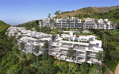 Modern Mountain Homes palo alto marbella cloud nine spain cloud nine spain