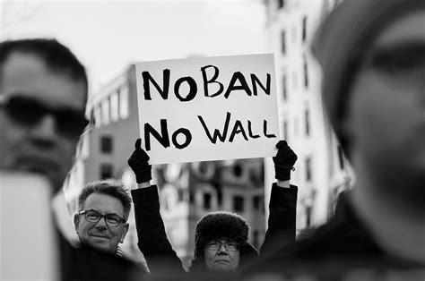 no walls 187 protesting trump s muslim ban