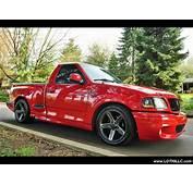 2000 Ford F 150 SVT Lightning 488HP Custom Show Truck For