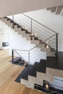 treppen aus beton die besten 17 ideen zu moderne treppe auf