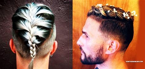 feminizeing male hair new age gender removal man braids continue the