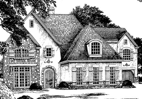Luberon Gary Ragsdale Inc Sunset House Plans