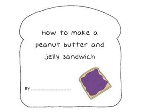 How To Make A Paper Sandwich - 17 best images about pbj day on graphics