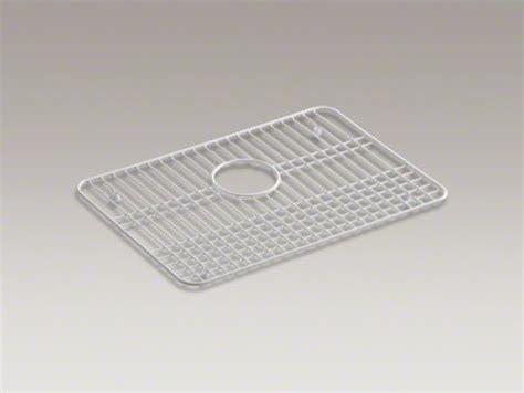 kohler alcott sink rack kohler alcott tm stainless steel sink rack contemporary