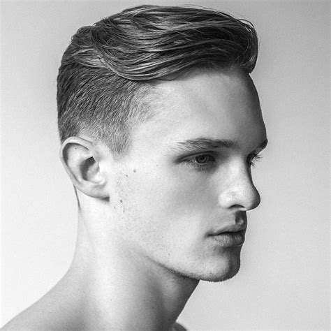 vintage hairstyles for thin hair classic hairstyle ideas for men men s hairstyles and