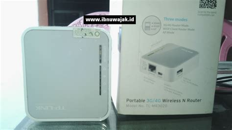 Harga Tp Link Tl Mr3020 jual router tp link mr3020 modem smart ac2726 pigtai