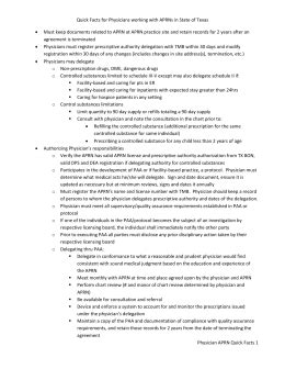 Sle Practice Agreement Protocol Delegated Credentialing Agreement Template