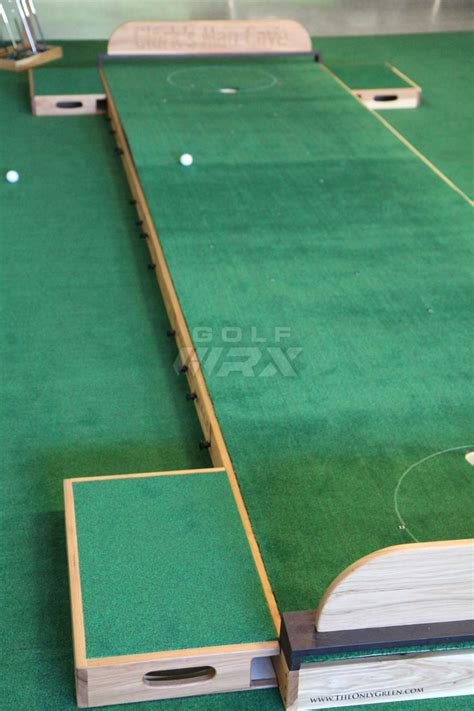 stunning build your own indoor putting green contemporary
