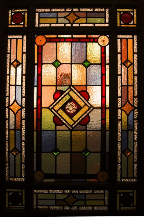 antique stained glass ls antique stained glass door antique furniture
