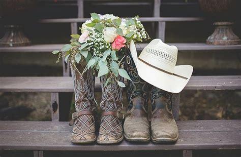leather wedding ceremony inspiration   ozarks