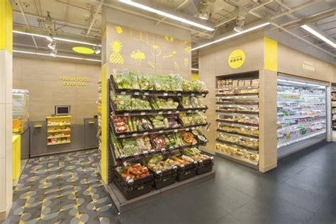 How To Market Interior Design Business by Cp Fresh Mart Interior Brand Design By Triad Shanghai