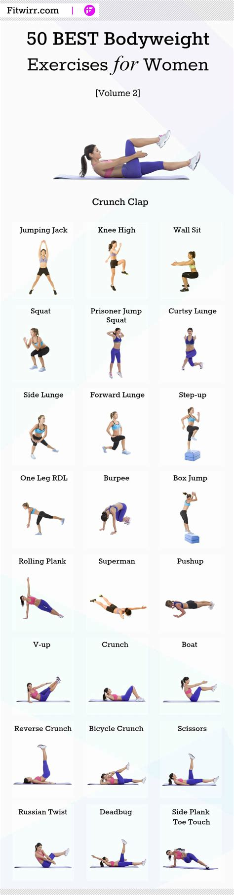 best home workout exercises 50 best bodyweight exercises you can do anywhere to get fit