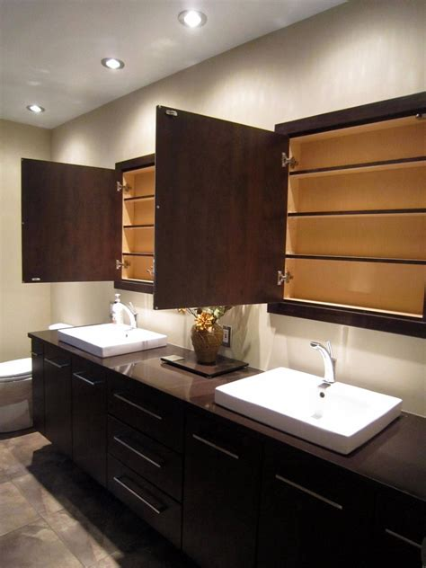 recessed built in bathroom mirror cabinet recessed medicine cabinet bathroom contemporary with