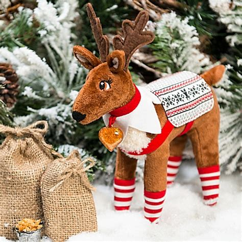 On A Shelf Reindeer by The On The Shelf 174 Claus Couture Collection 174 Polar