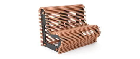 bespoke garden benches middleton bespoke furniture polygon slatted garden bench