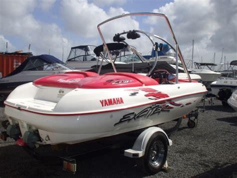 yamaha boats for sale nz yamaha exciter 270 hp ub1851 boats for sale nz
