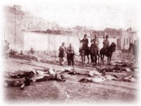 Ottoman Turkey Genocide by Armenian Genocide