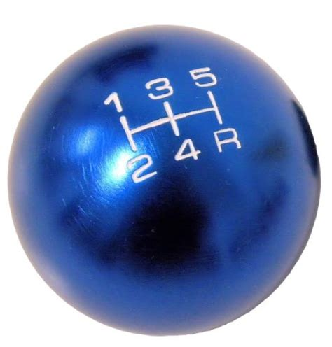12x1 5 Shift Knob by 12x1 25mm Threaded 5 Speed Type R S Shift Knob